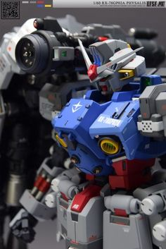 www.pointnet.com.hk - 1/60 G-System Gundam GP02A Physalis
