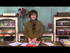 How to Make a Quilt Label | National Quilter's Circle - YouTube