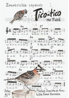 Music Score, Guitar Art, Piano Sheet Music, Ukulele, Musicals, Songs, Saxophones, Animals, Samba