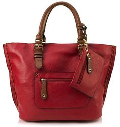 #handmade #fashion #bag #vintage #style 61% off on Scarleton Large Tote http://amzn.to/1ZER2Ec