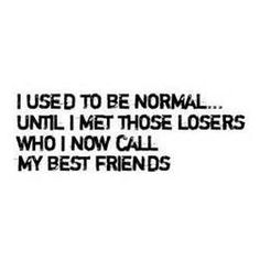 friends quotes & We choose the most beautiful Best Friend Quotes And Sayings - Bing Images for you.Best Friend Quotes And Sayings - Bing Images most beautiful quotes ideas Quotes Distance Friendship, Squad Quotes Friendship, Funny Friendship, I Love My Friends, My Love, Crazy Best Friends, Friends Girls, Quotes Loyalty, Donia