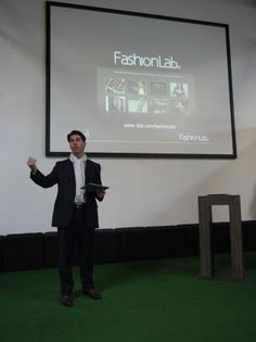 "FashionLab Is Being Launched In Amsterdam ""When fashion meets technology"""
