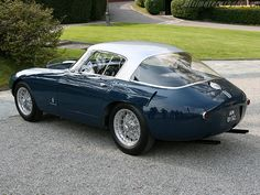 1953 Ferrari 166MM Berlinetta