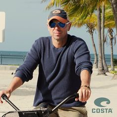 We made the new Costas to keep up with Kenny, no matter what kind of tour he's on. #KennyChesney