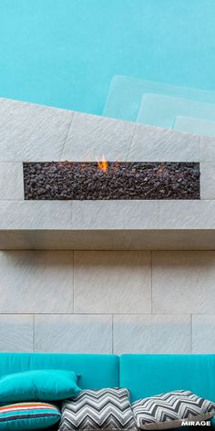 Outdoor areas, such as gardens, pools and terraces, are set to become the focus of your home life over the coming months.  Evo2e, the Mirage original, is able to respond to all your outdoor living needs, bringing a stylish finish to any outdoor surface.