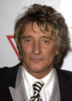Rod Stewart love his music and of course, he is Scottish