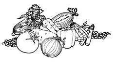 Fruits And Vegetables Clip Art Black And White Pics Of Angels Food Clipart Page Bw Clipart Assorted Vegetables Tomato Cueimtc Clipart Black And White, Black And White Pictures, What Are Vegetables, Minion Superhero, Spicy Green Beans, Food Clipart, Flower Silhouette, Food Drawing, Art Pictures