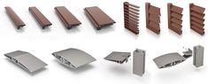 Fabricantes de lamas de aluminio para persianas