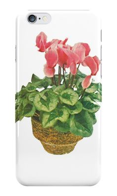 """Houseplant"" iPhone Cases & Skins by opul 