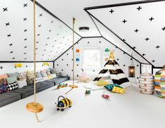 love to do something creative with the ceilings........