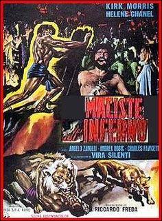 Maciste en el Infierno (1962) Español/Dual