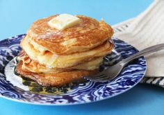 The Perfect Classic Pancake