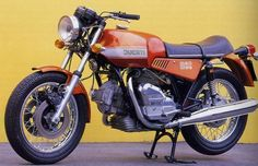 Ducati 860GTS