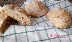 Un pane dall'impasto veloce da fare in pochi istanti senza nemmeno l'uso dell'impastatrice. Oreo, Food, Essen, Meals, Yemek, Eten