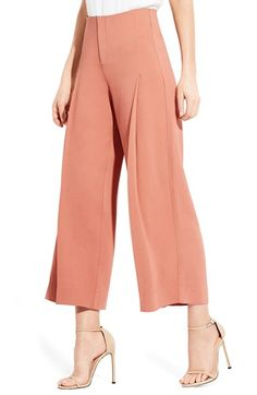 AYR 'The Flirty Crop' Wide Leg Pants available at #Nordstrom