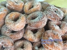 Rosquillas fritas. Thermomix