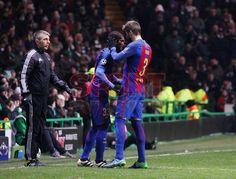 Celtic Glasgow,0 - FC Barcelona,2