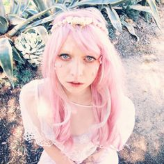 Aurora Lady: Weetzie Bat Inspired Photoshoot / By: Jessi Jae Joplin