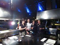 Wine Master´s Gala Dinner Jackson Family Wines Culinary Series Elizabeth Grant-Douglas Winemaker Chef Carl Heinrich Manoli Gonzalez Chef @Hugues Boutin  #KarismaExperience #KendallJackson #CulinaryShow