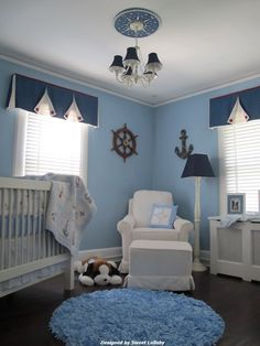Nautical Dream! | Project Nursery Cool website