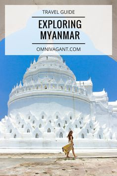 Here is everything you need to know about traveling to Myanmar. This guide includes places to see, things to do, where to sleep and many many tips! Myanmar Travel, Asia Travel, Phuket, Travel Guides, Travel Tips, Bali, Backpacking Asia, Singapore Malaysia, Cool Countries