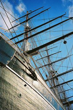 Ship cutty sark