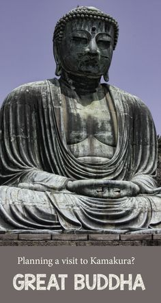 Planning a visit to the Great Buddha statue in Kamakura, Japan