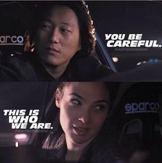 they remind me of daredevil and elektra Movie Fast And Furious, Furious Movie, Michelle Rodriguez, Vin Diesel, Gal Gadot, Dwayne The Rock, Sung Kang, Dominic Toretto, Rip Paul Walker