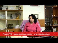 Tratament cearcane - Terapia PRP , Terapia Vampir dr Klara Bancila