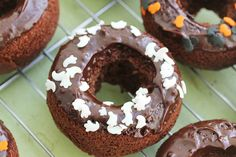 Donut-ish on Pinterest | Cinnamon Rolls, Cinnamon and Baked Donuts
