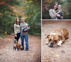 Fall Family Portraits - Poplar Grove, Wilmington NC - Photography by Angela Piccinin - Wedding and Portrait Photographer