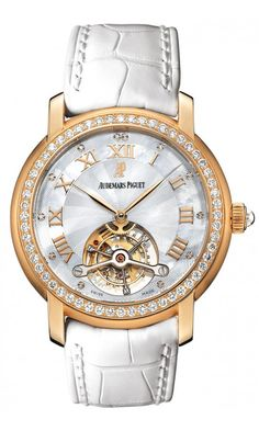 26084OR.ZZ.D016CR.01 Audemars Piguet Jules Audemars Women's 18K Rose Gold Watch | WatchesOnNet.com