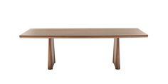 设计师: Francois Champsaur 名称:CHAMP 尚餐桌 尺寸:2400*1100*740mm  2000*1000*740mm