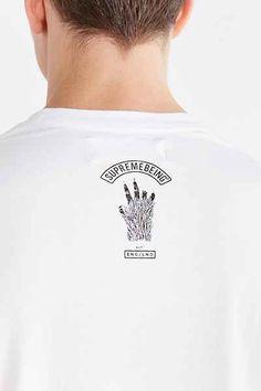 Supremebeing Lobo Luna Tee - Urban Outfitters b381f5c03cf