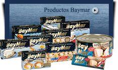 Baymar - Conservas Gourmet artesanas de pescado y marisco - home