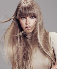 Beige blonde hair color :: one1lady.com :: #hair #hairs #hairstyle #hairstyles