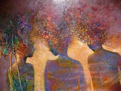 """""""ATREZZO""""  óleo sobre lienzo 130 x 97 cms.  2011  www.jose-espurz.com"""