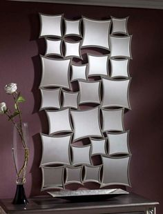 1000 images about espejos decorativos on pinterest for Espejos color plata