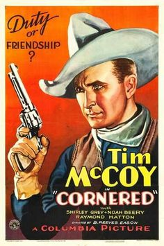 e9beb36253eb0 100 Years of Movie Posters  Tim McCoy
