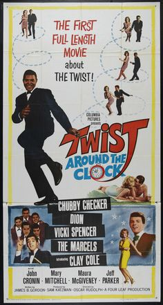 Twist Around the Clock (1961)