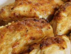 Recette : Poitrines de poulet au four de maman.
