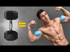 The BEST Dumbbell Exercises – BICEPS EDITION! In today's video we look at the best dumbbell exercises for biceps. We're going to focus on several areas of training: from strength, to power as well as … source Shoulder Dumbbell Workout, Full Body Dumbbell Workout, Biceps Workout, Compound Dumbbell Exercises, Dumbbell Exercises For Women, Big Biceps, Biceps And Triceps, Big Arm Workout, Fitness Exercises