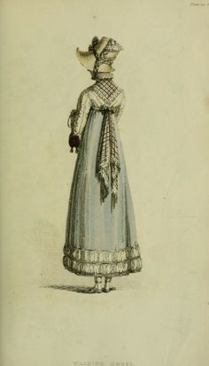 Public Domain Images | The complete collection of Ackermann's Repository of Arts and fashion circa 1809