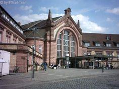 Hauptbahnhof Osnabrück