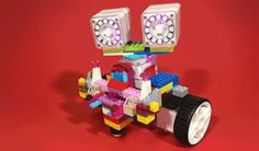 Magnetic building blocks to make moving toys. Easily control and program from a smartphone. A creative and fun way to learn STEM skills