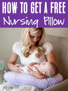 Got a Baby on the Way? Or looking for that perfect Baby Shower Gift? Pick up a Free Nursing Pillow! {just pay s/h} Such a lifesaver for nursing moms! Free Baby Stuff, Cool Baby Stuff, Best Baby Shower Gifts, Baby Gifts, Life Hacks Every Girl Should Know, Baby Freebies, Nursing Pillow, Baby On The Way, Baby Hacks