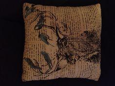 Sofa pillow from Hansen og Dysvik
