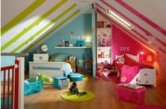 10 idées pour des chambres partagées