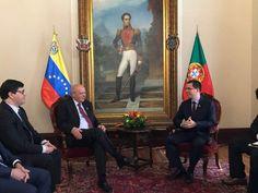 Venezuela y Portugal profundizan relaciones durante la XI reunión de la comisión de seguimiento