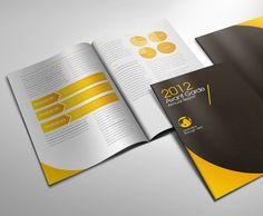 Avant Garde Annual Report 2012 | Lemon Graphic | Singapore business card, graphic design, designer, information design